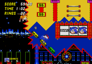 Sonic the Hedgehog 2 Megadrive 111