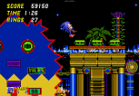 Sonic the Hedgehog 2 Megadrive 113