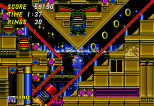 Sonic the Hedgehog 2 Megadrive 115