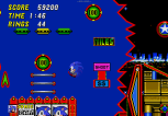 Sonic the Hedgehog 2 Megadrive 118