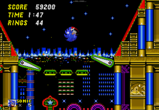 Sonic the Hedgehog 2 Megadrive 119