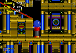 Sonic the Hedgehog 2 Megadrive 124