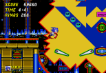 Sonic the Hedgehog 2 Megadrive 127