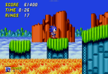 Sonic the Hedgehog 2 Megadrive 134