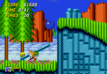 Sonic the Hedgehog 2 Megadrive 135
