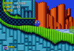 Sonic the Hedgehog 2 Megadrive 137