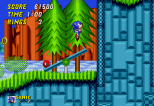 Sonic the Hedgehog 2 Megadrive 138