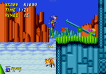 Sonic the Hedgehog 2 Megadrive 139