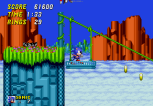 Sonic the Hedgehog 2 Megadrive 140