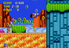 Sonic the Hedgehog 2 Megadrive 142