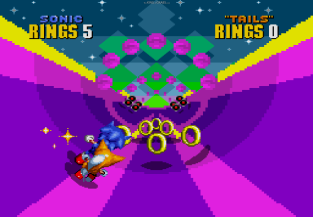 Sonic the Hedgehog 2 Megadrive 144