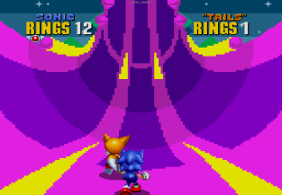Sonic the Hedgehog 2 Megadrive 152
