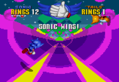 Sonic the Hedgehog 2 Megadrive 154