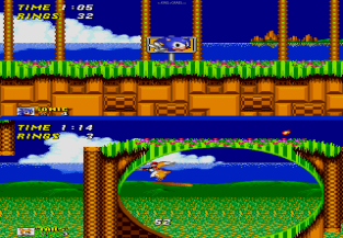 Sonic the Hedgehog 2 Megadrive 163