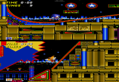 Sonic the Hedgehog 2 Megadrive 165