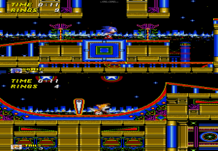 Sonic the Hedgehog 2 Megadrive 166