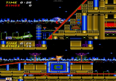 Sonic the Hedgehog 2 Megadrive 169