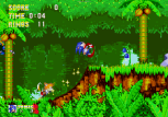 Sonic the Hedgehog 3 Megadrive 007