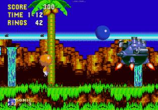 Sonic the Hedgehog 3 Megadrive 020