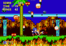 Sonic the Hedgehog 3 Megadrive 021