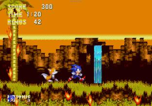Sonic the Hedgehog 3 Megadrive 023