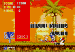 Sonic the Hedgehog 3 Megadrive 038