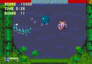 Sonic the Hedgehog 3 Megadrive 045