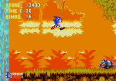 Sonic the Hedgehog 3 Megadrive 054
