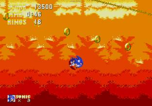 Sonic the Hedgehog 3 Megadrive 056