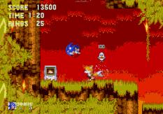 Sonic the Hedgehog 3 Megadrive 066