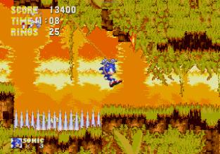 Sonic the Hedgehog 3 Megadrive 067