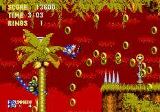 Sonic the Hedgehog 3 Megadrive 088