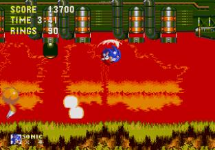 Sonic the Hedgehog 3 Megadrive 097