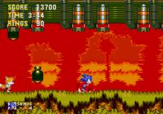 Sonic the Hedgehog 3 Megadrive 098