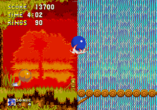 Sonic the Hedgehog 3 Megadrive 100