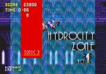 Sonic the Hedgehog 3 Megadrive 105