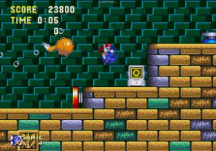 Sonic the Hedgehog 3 Megadrive 108