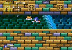 Sonic the Hedgehog 3 Megadrive 109