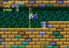 Sonic the Hedgehog 3 Megadrive 110