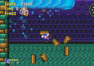 Sonic the Hedgehog 3 Megadrive 111