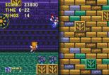 Sonic the Hedgehog 3 Megadrive 114
