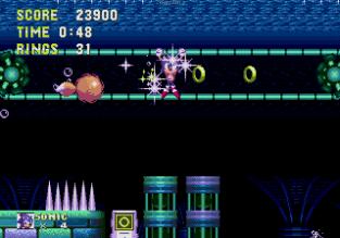 Sonic the Hedgehog 3 Megadrive 119