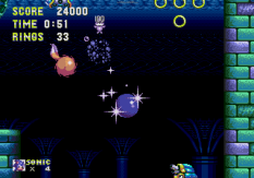 Sonic the Hedgehog 3 Megadrive 120