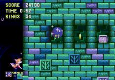 Sonic the Hedgehog 3 Megadrive 121