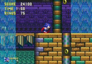 Sonic the Hedgehog 3 Megadrive 130