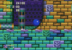 Sonic the Hedgehog 3 Megadrive 131