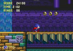 Sonic the Hedgehog 3 Megadrive 132