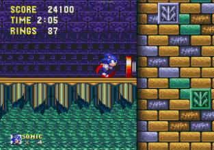 Sonic the Hedgehog 3 Megadrive 133