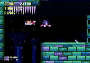Sonic the Hedgehog 3 Megadrive 141