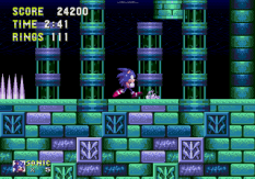 Sonic the Hedgehog 3 Megadrive 143